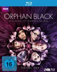 Orphan Black Staffel 4 (Blu-ray), 2 Blu-ray Discs