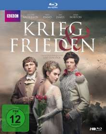 Krieg und Frieden (2015) (Blu-ray), 2 Blu-ray Discs