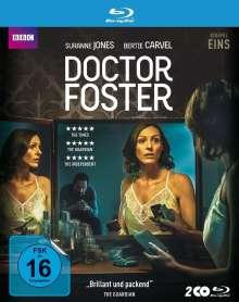 Doctor Foster Staffel 1 (Blu-ray), 2 Blu-ray Discs