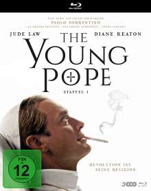 The Young Pope Staffel 1 (Blu-ray), 3 Blu-ray Discs