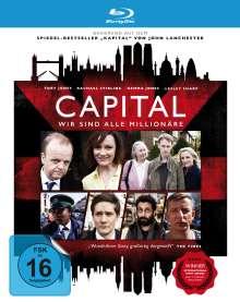 Capital - Wir sind alle Millionäre (Blu-ray), Blu-ray Disc