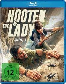 Hooten & The Lady Staffel 1 (Blu-ray), 2 Blu-ray Discs