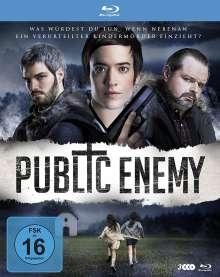 Public Enemy Staffel 1 (Blu-ray), 3 Blu-ray Discs