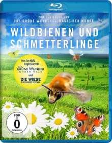 Wildbienen und Schmetterlinge (Blu-ray), Blu-ray Disc