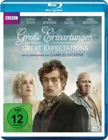 Große Erwartungen (2012) (Blu-ray), Blu-ray Disc
