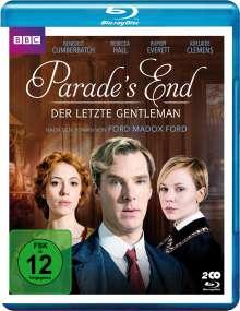 Parade's End - Der letzte Gentleman (Blu-ray), 2 Blu-ray Discs