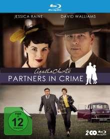 Agatha Christie: Partners in Crime (Blu-ray), 2 Blu-ray Discs