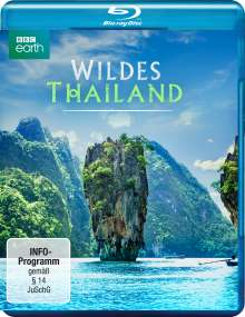 Wildes Thailand (Blu-ray), Blu-ray Disc