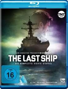 The Last Ship Staffel 4 (Blu-ray), 2 Blu-ray Discs