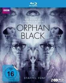 Orphan Black Staffel 5 (finale Staffel) (Blu-ray), 2 Blu-ray Discs