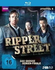 Ripper Street Staffel 5 (finale Staffel) (Blu-ray), 2 Blu-ray Discs