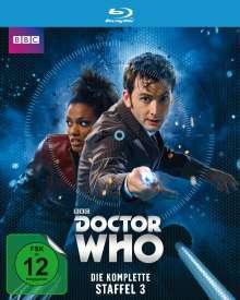 Doctor Who Staffel 3 (Blu-ray), 3 Blu-ray Discs