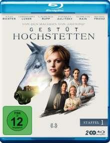 Gestüt Hochstetten Staffel 1 (Blu-ray), 2 Blu-ray Discs