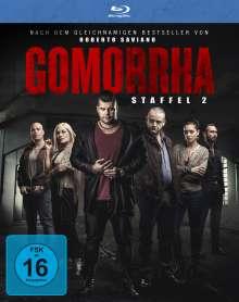 Gomorrha Staffel 2 (Blu-ray), 3 Blu-ray Discs