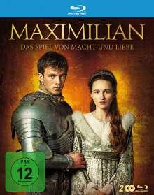 Maximilian - Das Spiel von Macht und Liebe (Blu-ray), 2 Blu-ray Discs