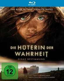 Die Hüterin der Wahrheit - Dinas Bestimmung (Blu-ray), Blu-ray Disc