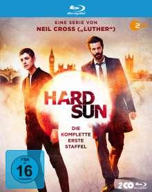 Hard Sun Staffel 1 (Blu-ray), 2 Blu-ray Discs