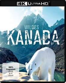 Wildes Kanada (Ultra HD Blu-ray), Ultra HD Blu-ray