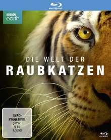 Die Welt der Raubkatzen (Blu-ray), Blu-ray Disc