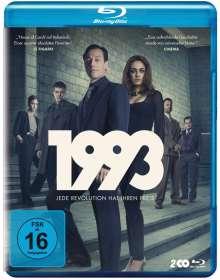 1993 - Jede Revolution hat ihren Preis (Blu-ray), 2 Blu-ray Discs