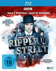 Ripper Street (Komplette Serie) (Blu-ray), 10 Blu-ray Discs