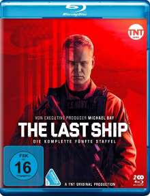 The Last Ship Staffel 5 (finale Staffel) (Blu-ray), 2 Blu-ray Discs
