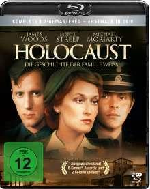 Holocaust - Die Geschichte der Familie Weiss (Blu-ray), 2 Blu-ray Discs
