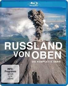 Russland von oben (Komplette Serie) (Blu-ray), Blu-ray Disc