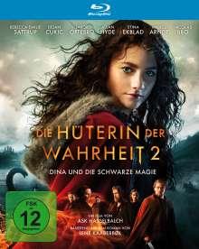 Die Hüterin der Wahrheit 2 - Dina und die schwarze Magie (Blu-ray), Blu-ray Disc