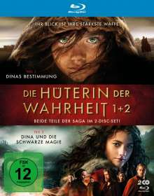 Die Hüterin der Wahrheit 1 & 2 (Blu-ray), 2 Blu-ray Discs