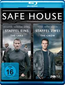 Safe House Staffel 1 & 2 (Blu-ray), 2 Blu-ray Discs