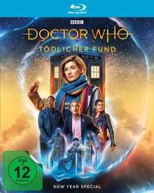 Doctor Who: Tödlicher Fund (New Year Special) (Blu-ray), Blu-ray Disc