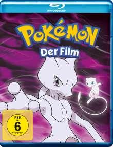 Pokémon - Der Film (Blu-ray), Blu-ray Disc