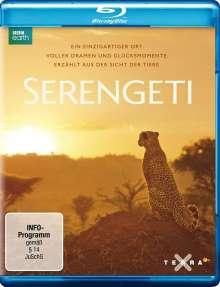 Serengeti (2019) (Blu-ray), Blu-ray Disc