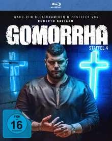 Gomorrha Staffel 4 (Blu-ray), 3 Blu-ray Discs