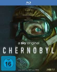 Chernobyl (Blu-ray), 2 Blu-ray Discs
