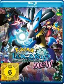 Pokémon - Der Film: Lucario und das Geheimnis von Mew (Blu-ray), Blu-ray Disc