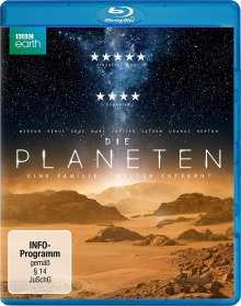 Die Planeten (Blu-ray), 2 Blu-ray Discs