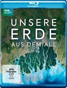 Unsere Erde aus dem All (Blu-ray), Blu-ray Disc