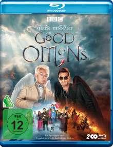 Good Omens Staffel 1 (Blu-ray), 2 Blu-ray Discs
