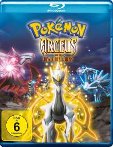 Pokémon 12 - Arceus und das Juwel des Lebens (Blu-ray), Blu-ray Disc