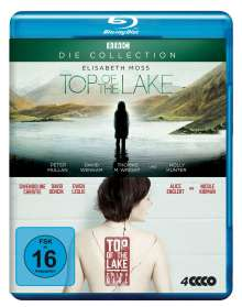 Top of the Lake - Die Collection (Blu-ray), 4 Blu-ray Discs