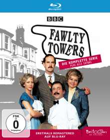 Fawlty Towers (Komplette Serie) (Blu-ray), 2 Blu-ray Discs