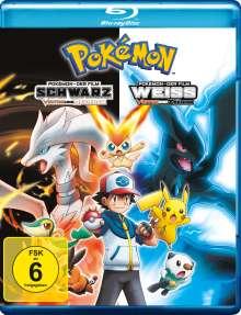 Pokémon 14: Schwarz - Victini und Reshiram / Weiß - Victini und Zekrom (Blu-ray), Blu-ray Disc