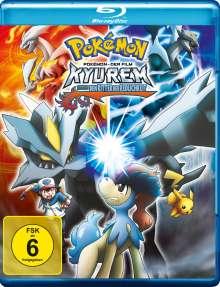 Pokémon 15: Kyurem gegen den Ritter der Redlichkeit (Blu-ray), Blu-ray Disc