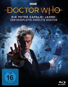 Doctor Who - Die Peter Capaldi Jahre: Der komplette 12. Doktor (Blu-ray), 19 Blu-ray Discs