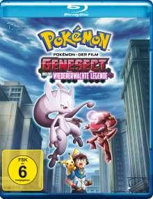 Pokémon 16: Genesect und die wiedererwachte Legende (Blu-ray), Blu-ray Disc