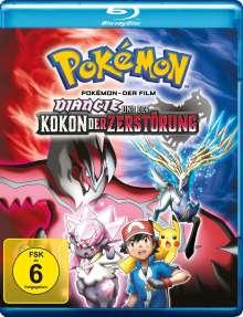 Pokémon 17: Diancie und der Kokon der Zerstörung (Blu-ray), Blu-ray Disc