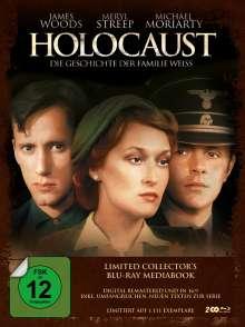 Holocaust - Die Geschichte der Familie Weiss (Blu-ray im Mediabook), 2 Blu-ray Discs
