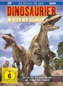 Dinosaurier: Im Reich der Giganten (Specials zur Serie), DVD